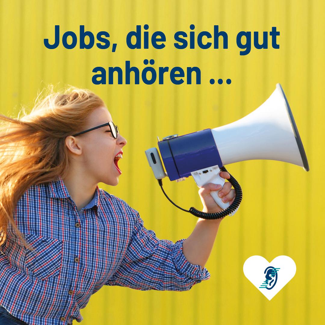 Hörgeräte Baschlebe Jobs